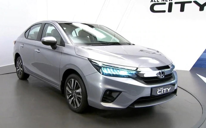 2020 Honda City's Rich Features & Equipment 2