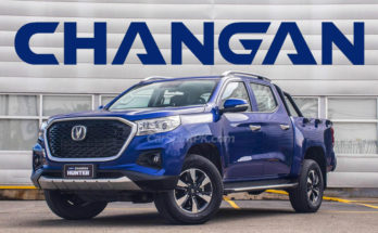 Changan Begins Exporting Hunter Pickup 15