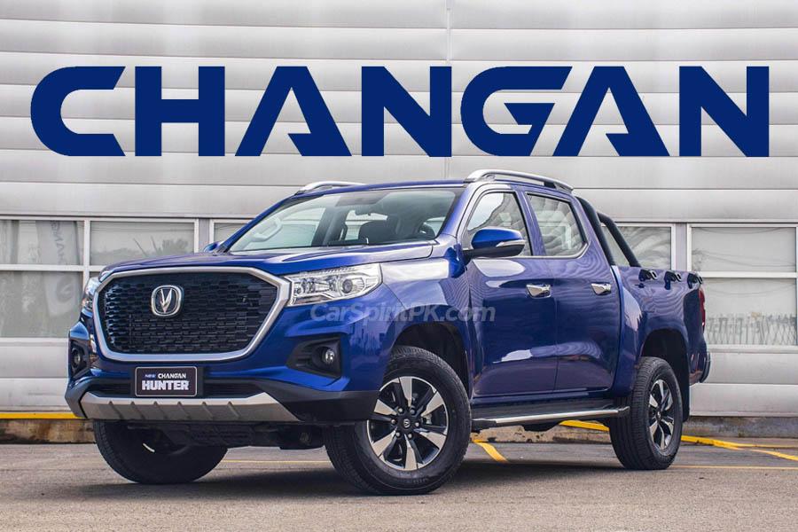 Changan Begins Exporting Hunter Pickup 10