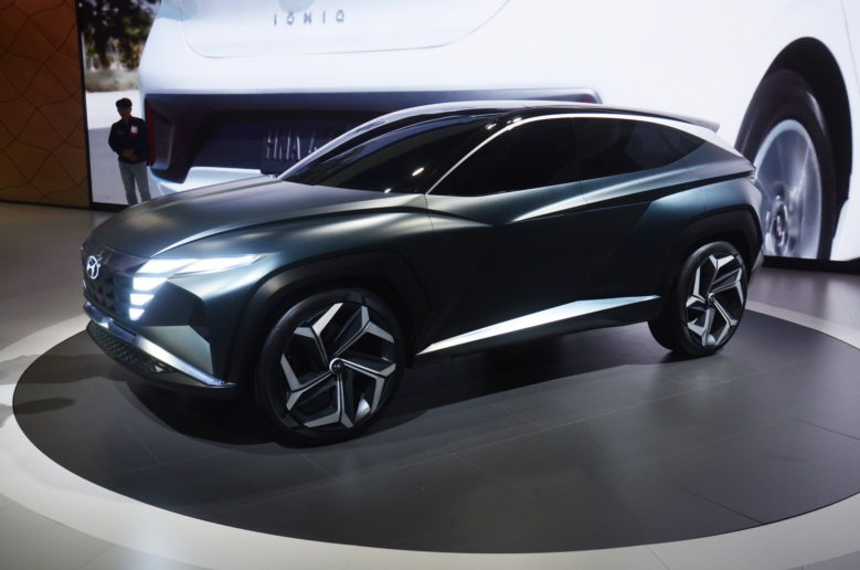 All New Hyundai Tucson Likely to Debut in August 2020 13