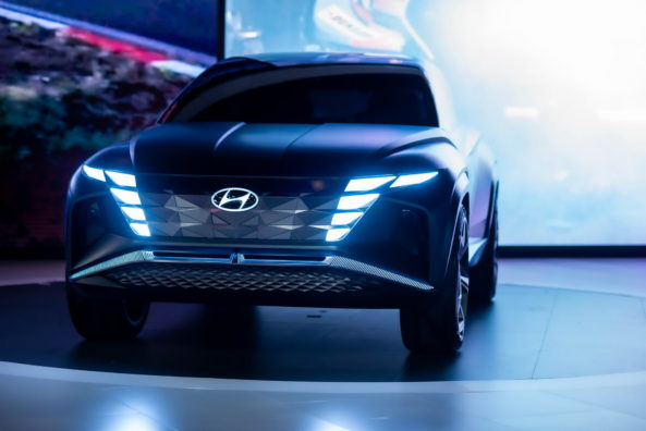 All New Hyundai Tucson Likely to Debut in August 2020 14