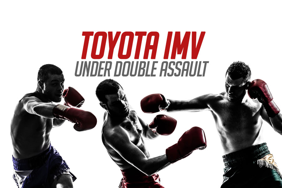 Toyota IMVs Under Double Assault 3