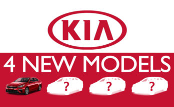 Kia to Launch 4 New Models by 2021 5