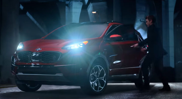Kia Releases Its Own Blockbuster Movie of the Year 1