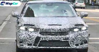 Next Generation Honda Civic Sedan Spotted Testing 2