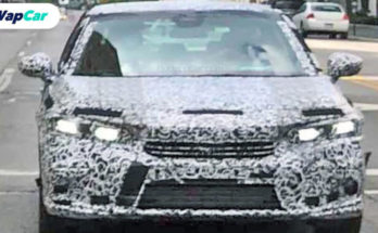 Next Generation Honda Civic Sedan Spotted Testing 5