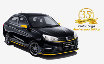 Proton Celebrates 35 Years of Saga with Special Anniversary Edition 14