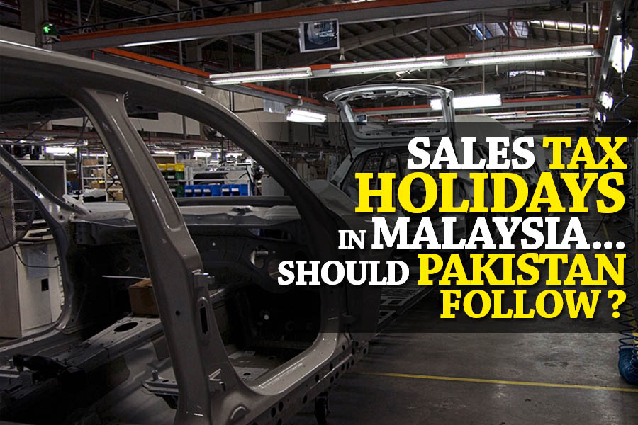 Sales Tax Holidays in Malaysia- Can Pakistan Follow Footsteps? 1