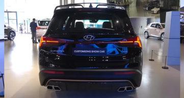 2021 Hyundai Santa Fe Gets N Performance Upgrades 10