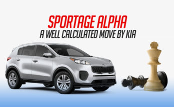 Sportage Alpha- A Calculated Move by KIA 6