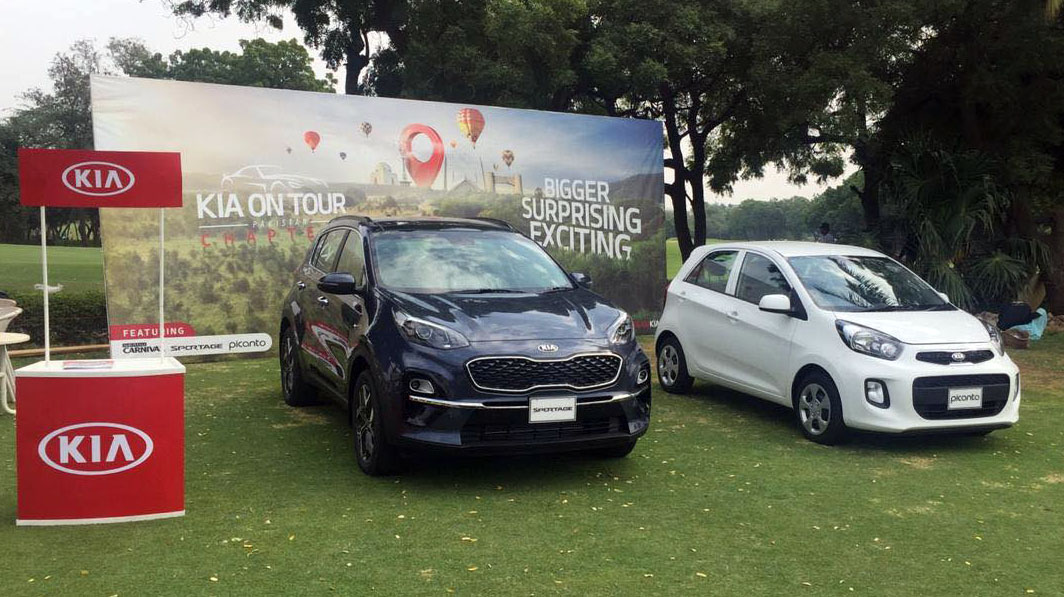 Ambitious Kia Enjoying a Phenomenal Success in Pakistan 3