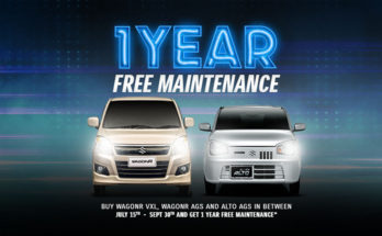 Pak Suzuki Offering 1 Year Free Maintenance on Selected Models 4