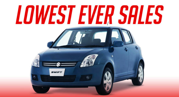 Pak Suzuki Swift Recorded Lowest-Ever Sales in a Fiscal Year 1