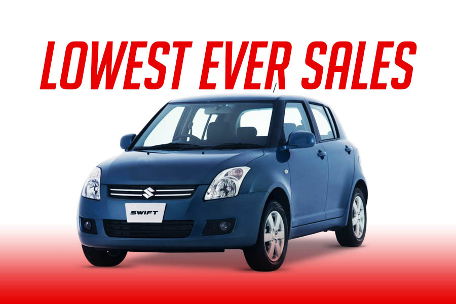 Pak Suzuki Swift Recorded Lowest-Ever Sales in a Fiscal Year 7
