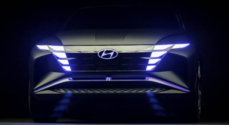 All New Hyundai Tucson Likely to Debut in August 2020 1