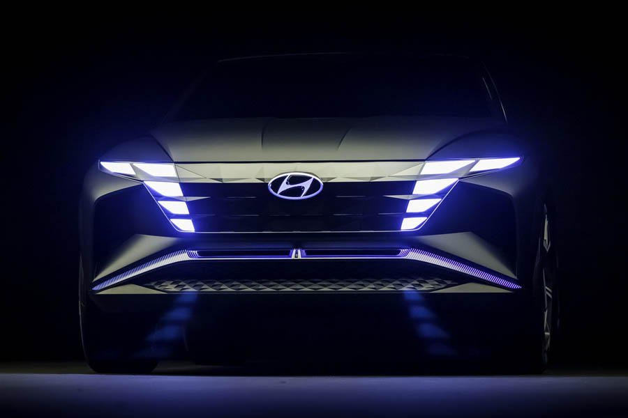 All New Hyundai Tucson Likely to Debut in August 2020 5