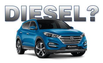Is Hyundai Bringing in the Tucson Diesel? 16