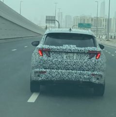 All New Hyundai Tucson Likely to Debut in August 2020 4