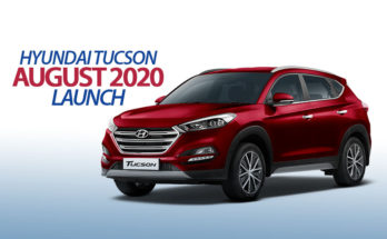 Hyundai Tucson to Launch in August 3