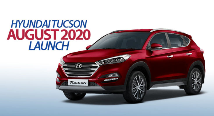 Hyundai Tucson to Launch in August 1