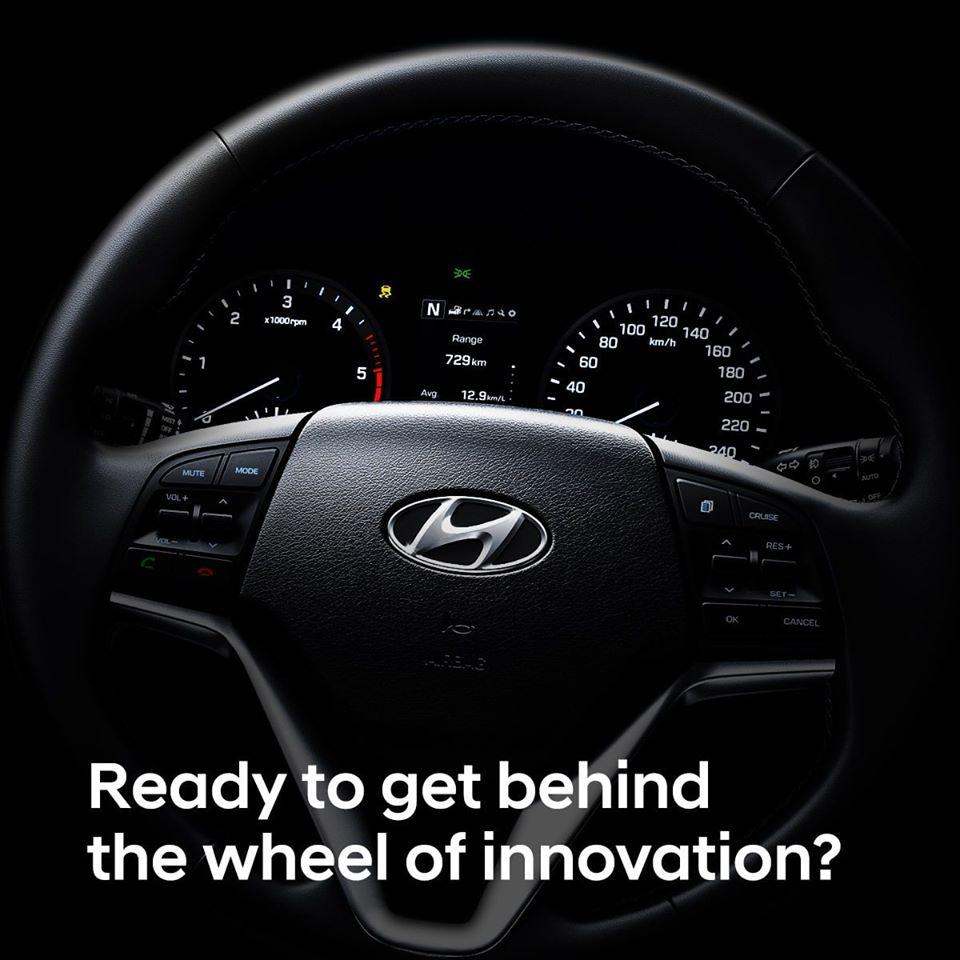 Is Hyundai Bringing in the Tucson Diesel? 1