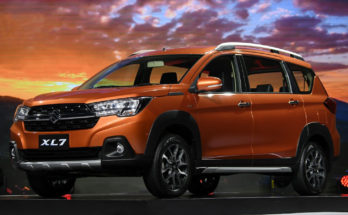 Suzuki XL7 Launched in Thailand 10