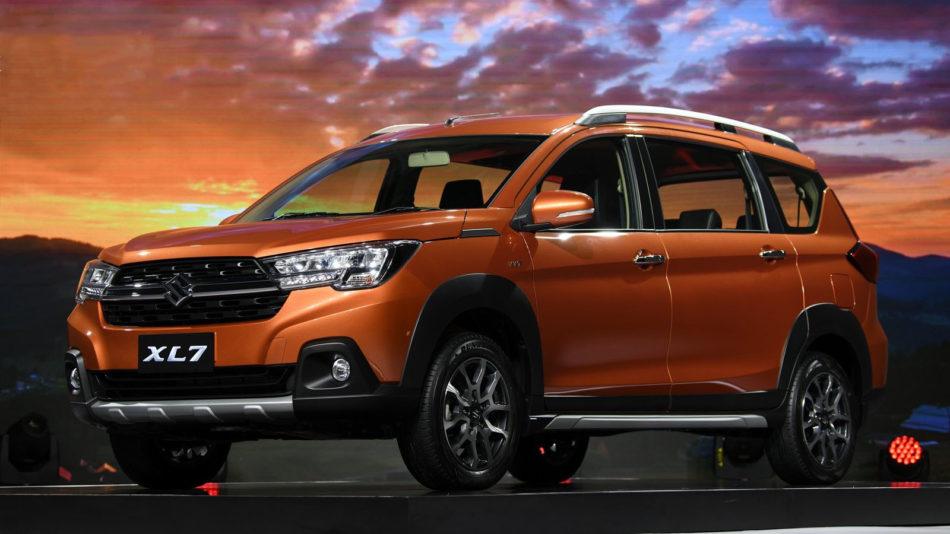 Suzuki XL7 Launched in Thailand 2