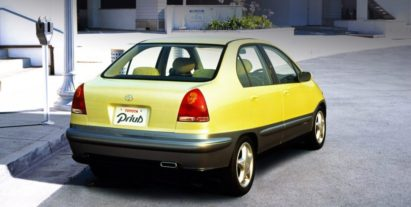 23 years of Toyota Prius 6