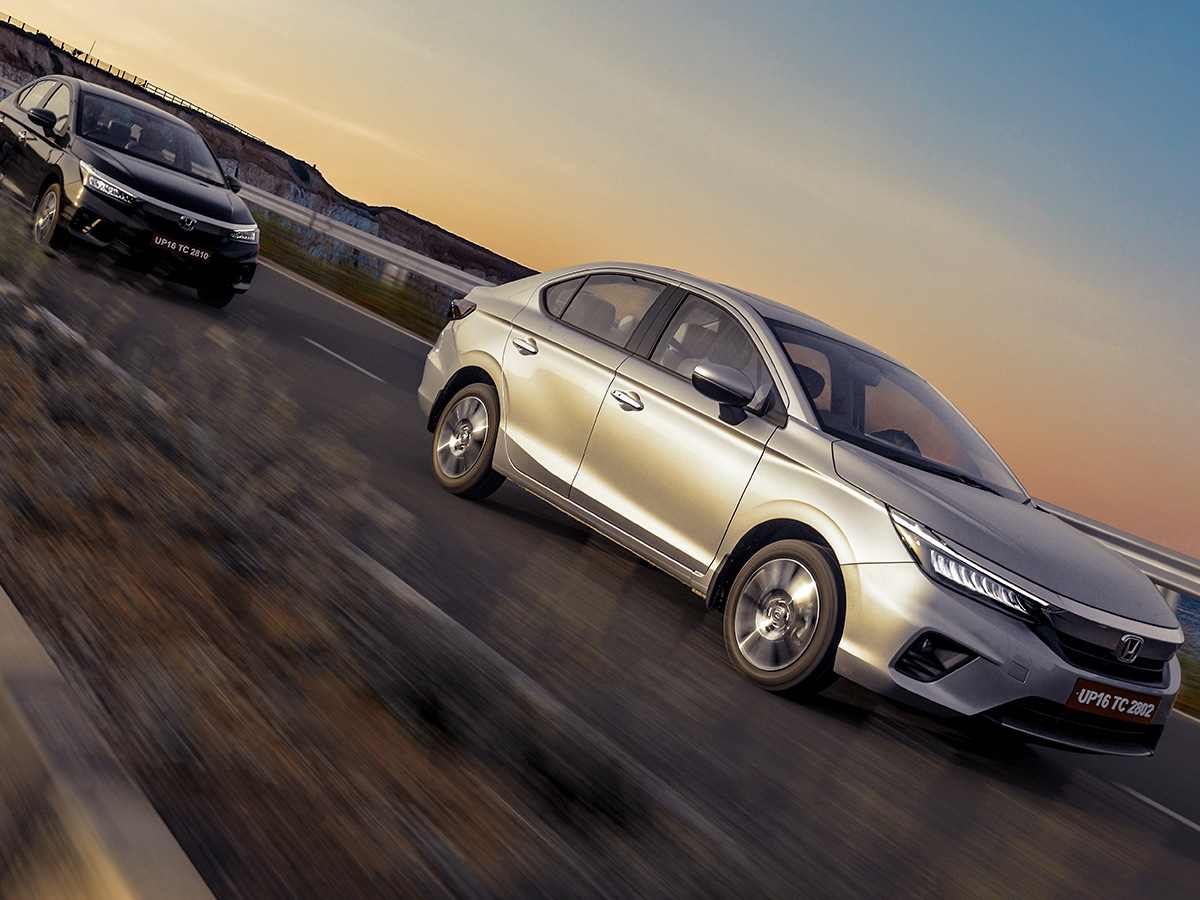 2020 Honda City's Rich Features & Equipment 5