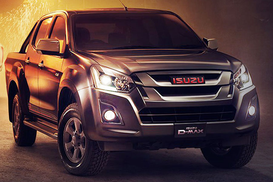 Isuzu D-MAX Attains Highest-Ever Market Share Against Toyota Hilux 1