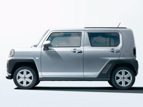 Daihatsu TAFT Goes on Sale in Japan 7