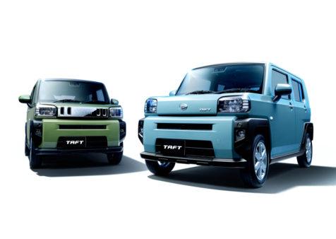 Daihatsu TAFT Goes on Sale in Japan 2