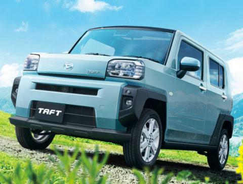 Daihatsu TAFT Goes on Sale in Japan 17