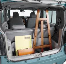 Daihatsu TAFT Goes on Sale in Japan 13