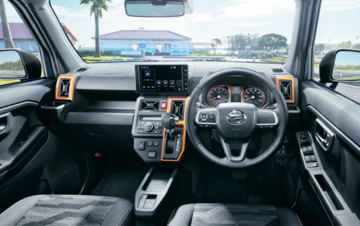 Daihatsu TAFT Goes on Sale in Japan 9