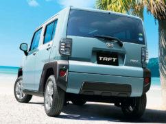 Daihatsu TAFT Goes on Sale in Japan 18