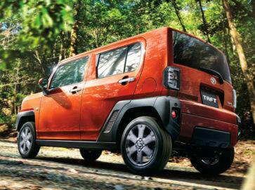 Daihatsu TAFT Goes on Sale in Japan 21