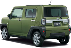 Daihatsu TAFT Goes on Sale in Japan 4