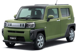 Daihatsu TAFT Goes on Sale in Japan 3
