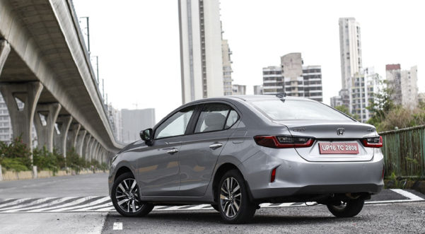 2020 Honda City Launched in India at INR 10.9 Lac 12