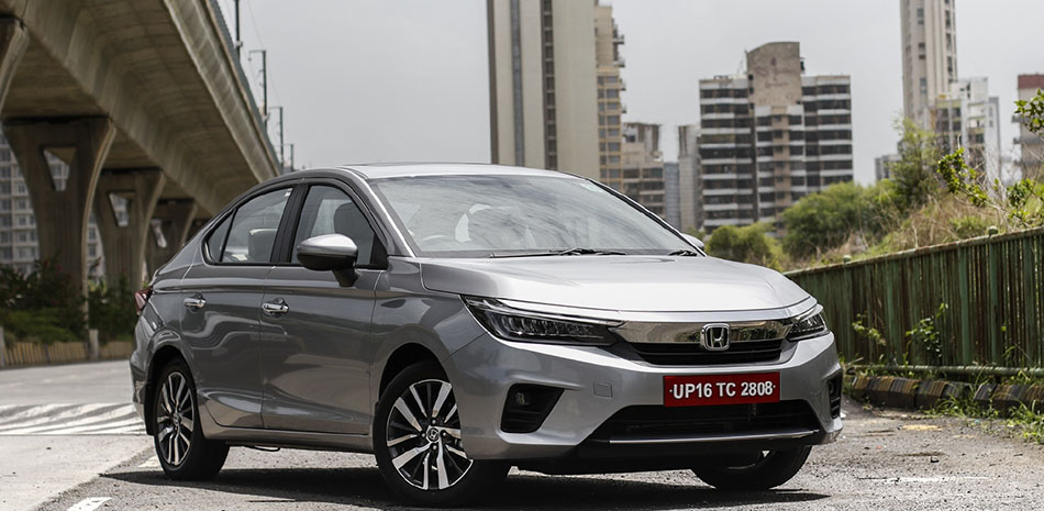2020 Honda City's Rich Features & Equipment 7