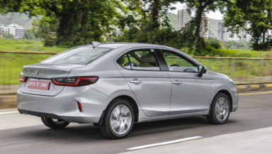 2020 Honda City Launched in India at INR 10.9 Lac 26