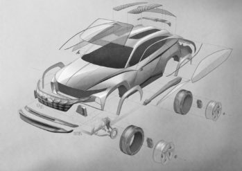 All New Hyundai Tucson Likely to Debut in August 2020 9