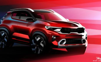 Kia Sonet to Make Its World Debut on 7th August 5