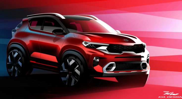 Kia Sonet to Make Its World Debut on 7th August 1