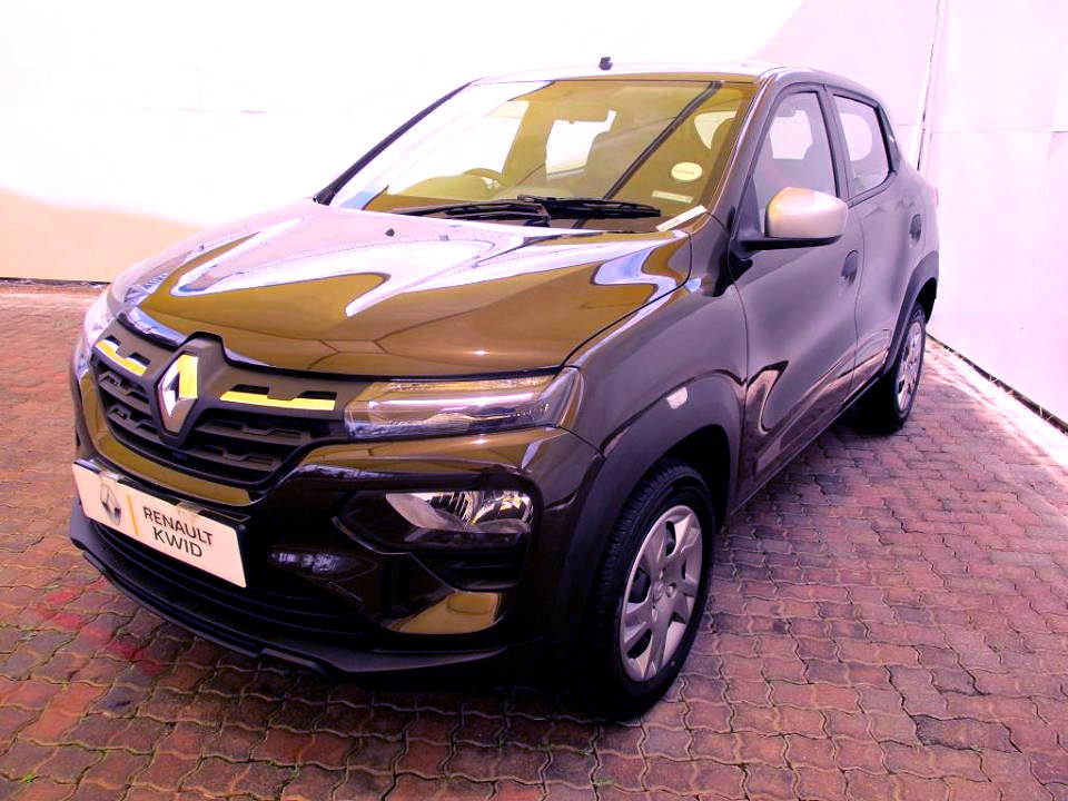 Renault Launched New 1.0L Kwid RXL in India Priced from INR 4.16 Lac 2