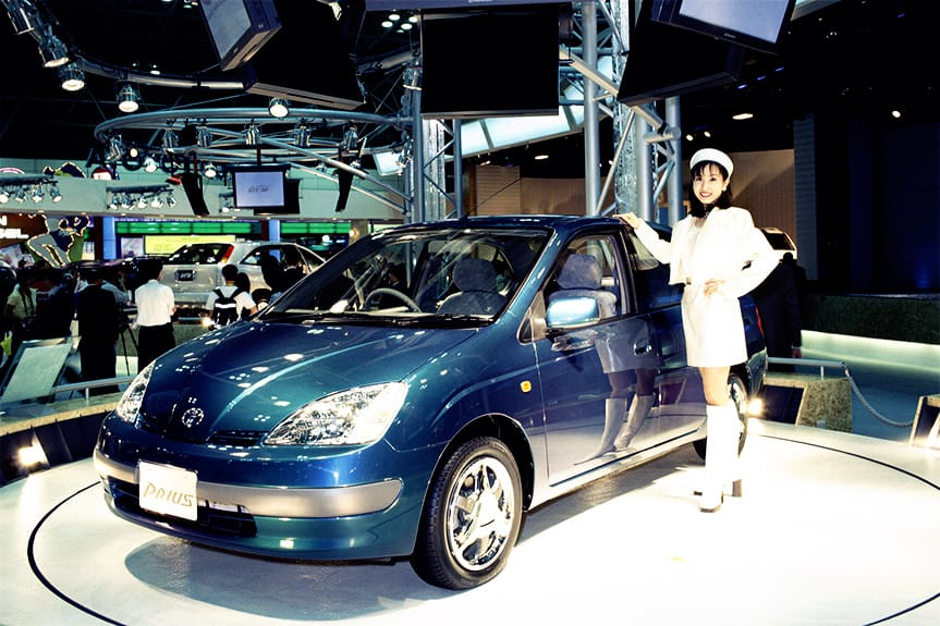 23 years of Toyota Prius 9
