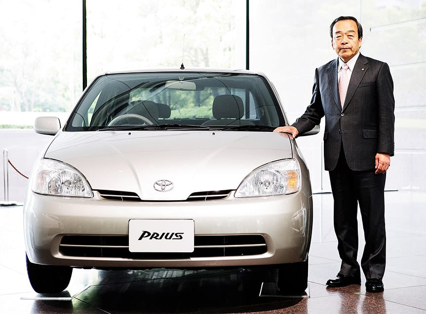 23 years of Toyota Prius 11