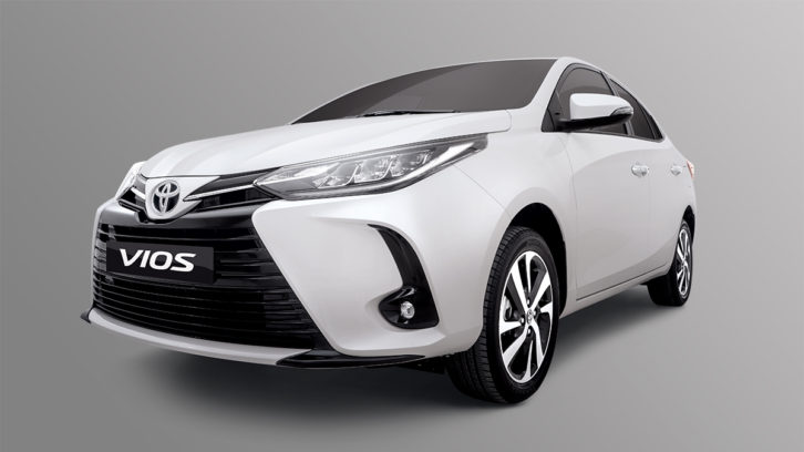 2020 Toyota Vios/ Yaris Facelift Launched in Philippines 6
