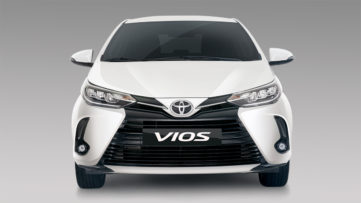 2020 Toyota Vios/ Yaris Facelift Launched in Philippines 2